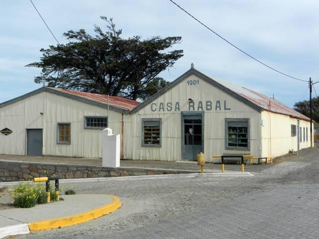 House in Camarones