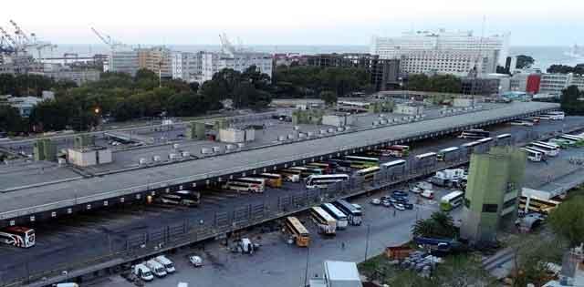 Los Buses en Buenos Aires