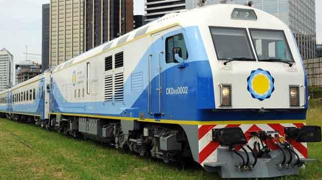 Los trenes desde y hacia Buenos Aires