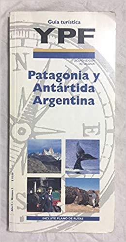 mapas ruteros de la patagonia
