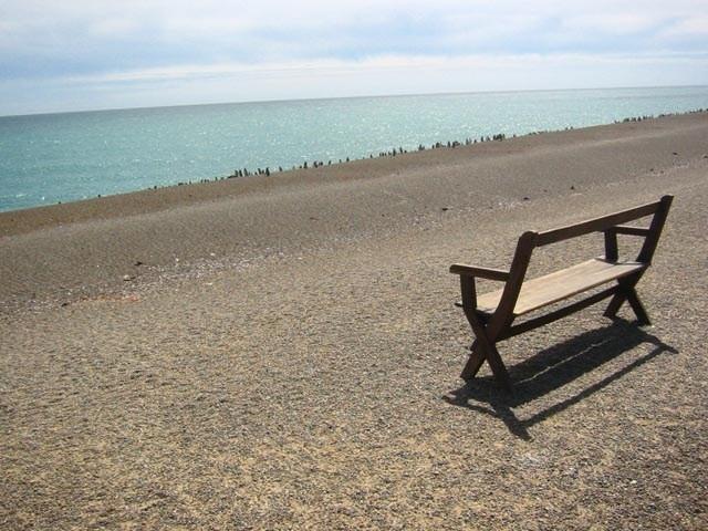 Playa Peninsula Valdes