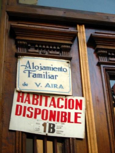 Alojamiento en el Barrio de Palermo
