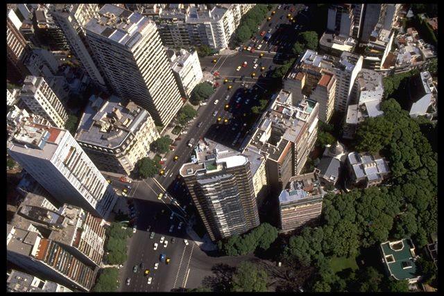 Buenos Aires desde el avion