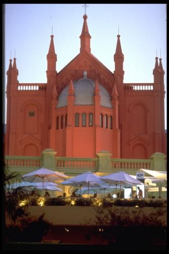 Iglesia Recoleta