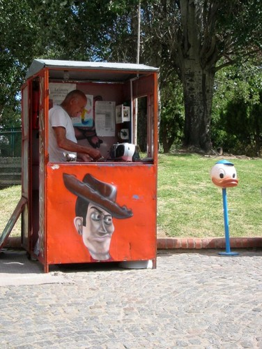 La calesita de Palermo