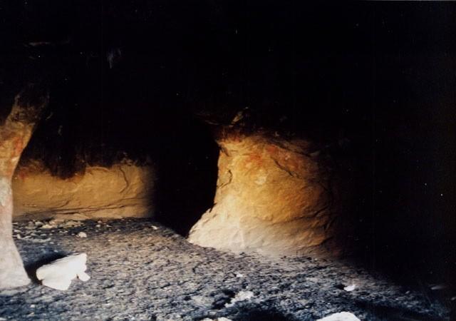 Cuevas paleoliticas