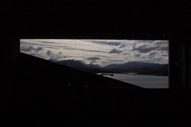 Vista desde la Estancia Harberton