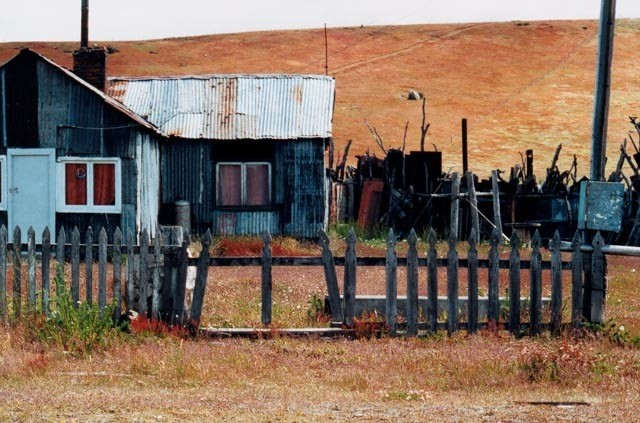 Casita en Puerto Natales