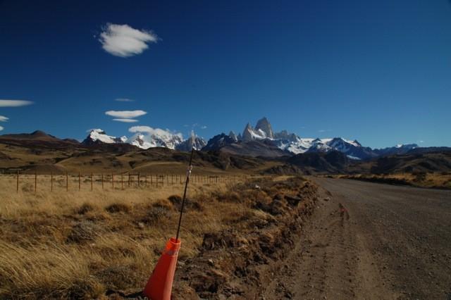Camino a El Chalten
