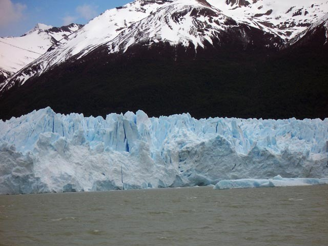 Excursion en barco al Glaciar