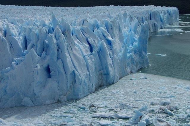 Paisaje del Glaciar