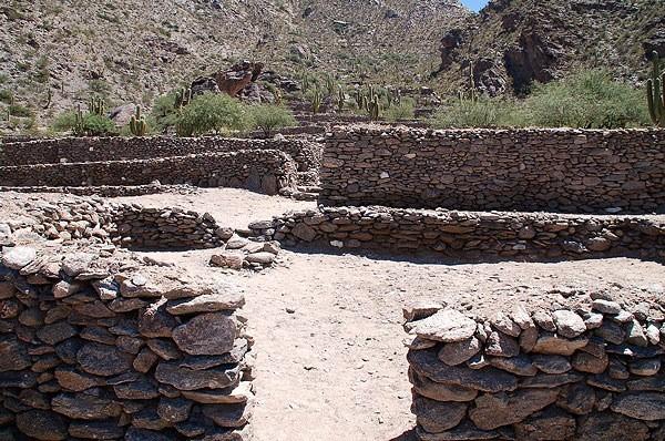 Las Ruinas de Quilmes