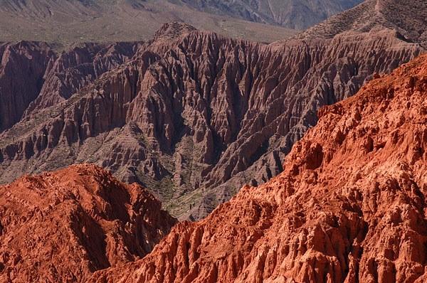 La Quebrada de Humahuaca