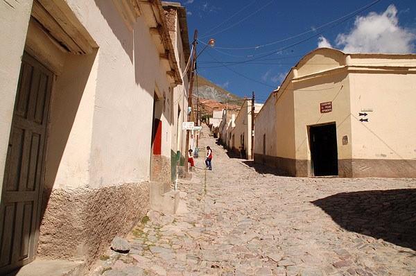 Calle Iruya