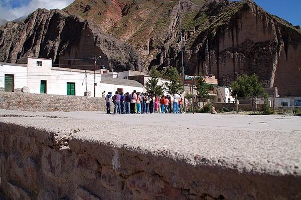 Escuela en la Cima