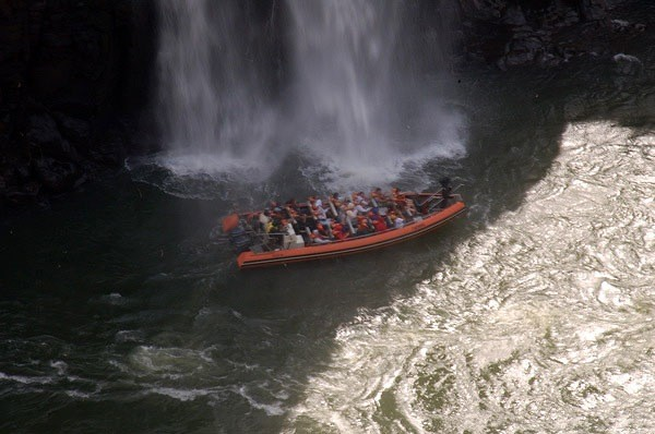 Excursion a las Cataratas