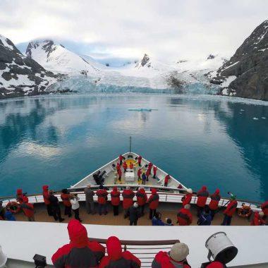 Die 5 Orte, die Sie in der Antarktis besuchen müssen
