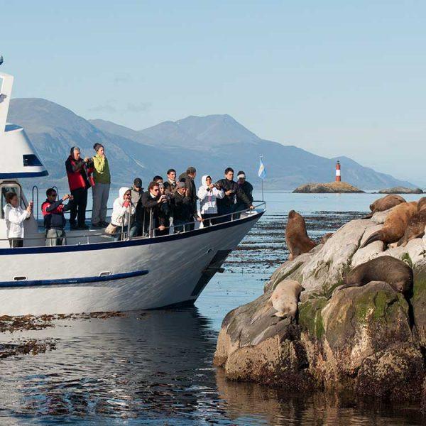 Boat Visit Ushuaia
