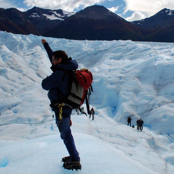 Trekking en Glaciar Perito Moreni