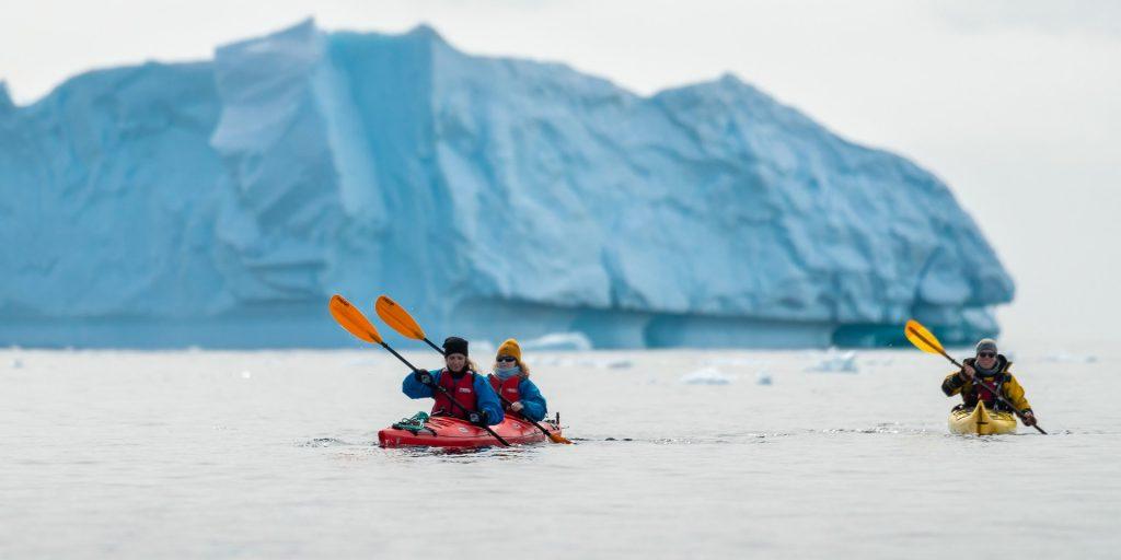 Kreuzfahrt in die Antarktis (Hurtigruten) - Wie ist das Wetter in der Antarktis