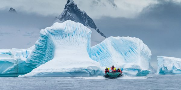 Cruise to Antarctica (Hurtigruten)