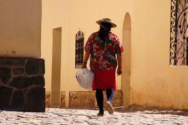 Mujer Colla en el Noroeste Argentino