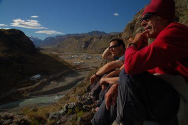 Miguel in Patagonia
