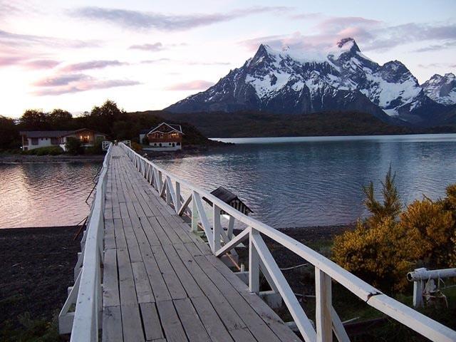 Hosteria Pehoe en Torres del Paine