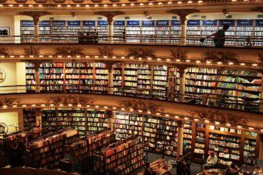 Librería en Buenos Aires