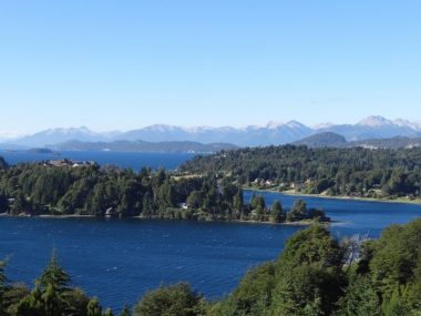 Zona de Lagos Patagonia