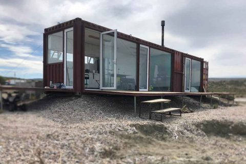 Container Patagonia