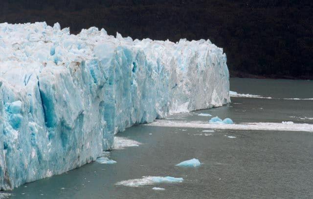 Frente Glaciar Perito Moreno