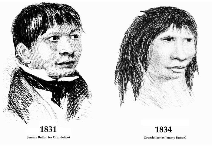 Retratos de Jemmy Buton