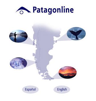 Primera web de Patagonline