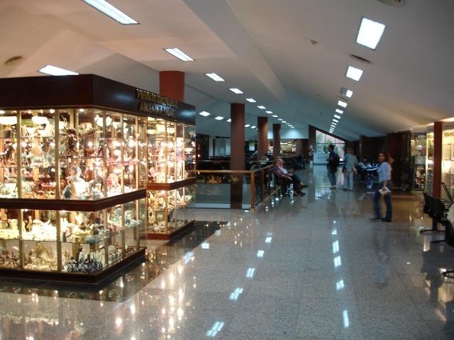 Tiendas en el aeropuerto Iguazú