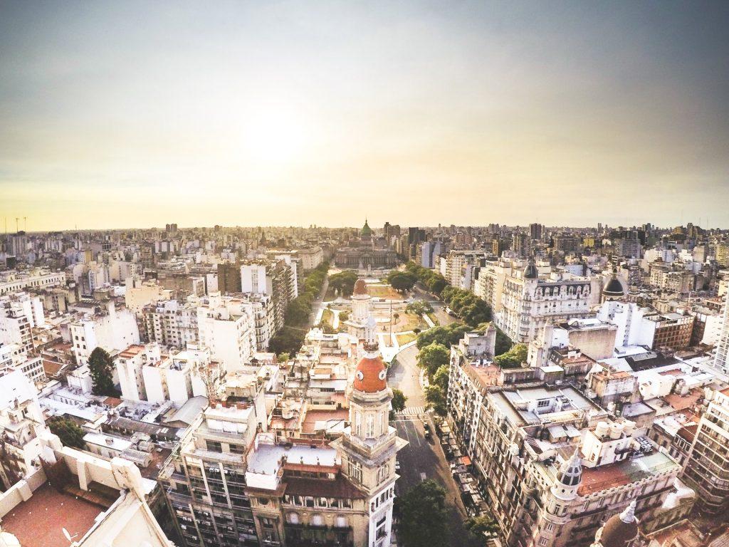 das Wetter in Buenos Aires