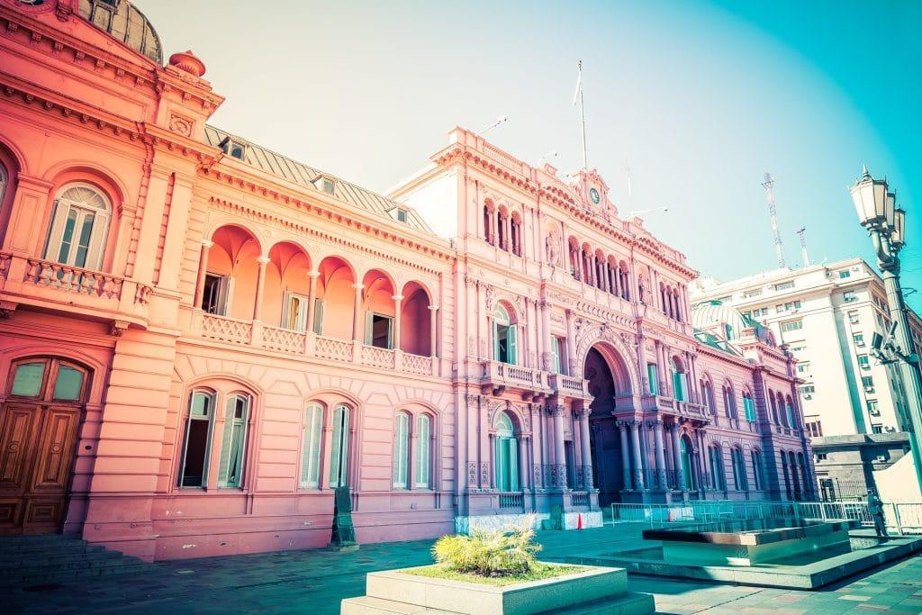casa rosada que ver en buenos aires
