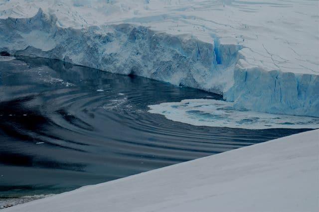 Paisaje Antartico