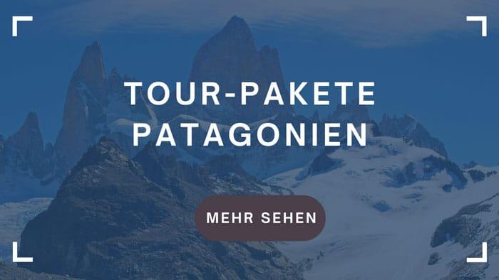 Tour Pakete Patagonien