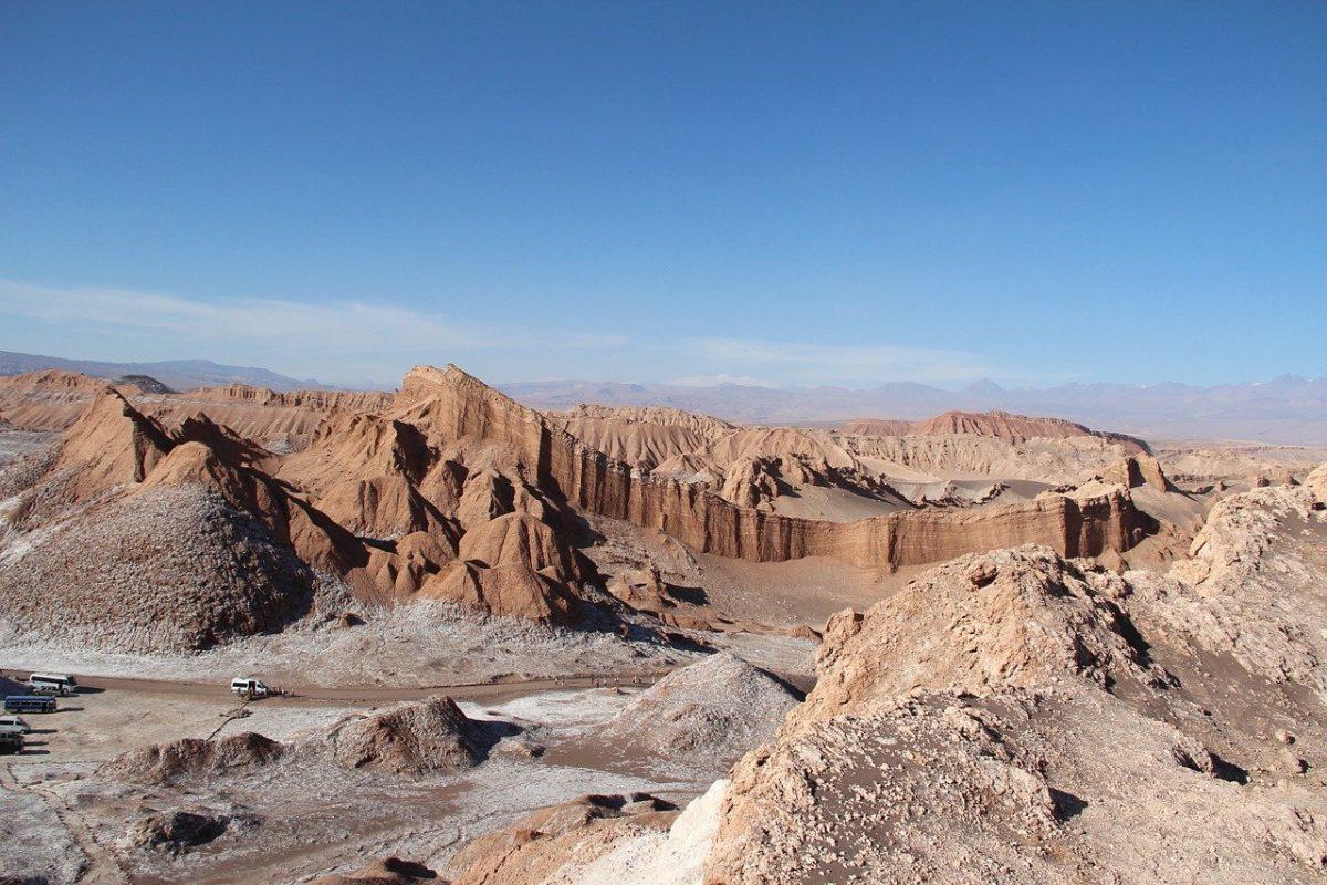 Donde está san Pedro de Atacama