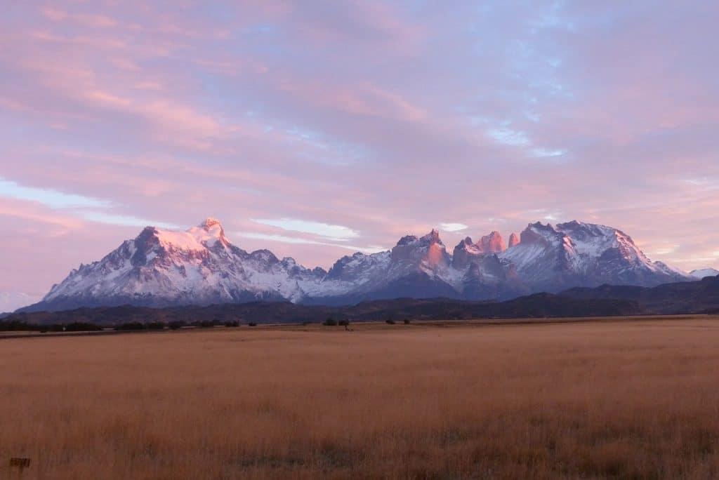Wo ist Torres del Paine?